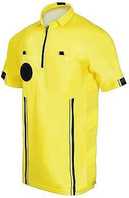 1 Stop Soccer Official Referee Soccer Jersey