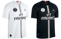 18 19 Paris Saint-Germain Jordan Soccer PSG Home/Away Jersey
