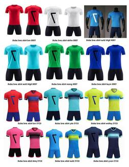 $18 each set: Soccer Jerseys with numbers on the back, short