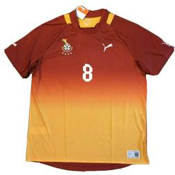 2011/13 Cameroon Home Jersey #9 Eto'o Large Player Issue f