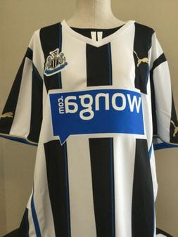 2013/14 Newcastle United Soccer Jersey England Football Puma