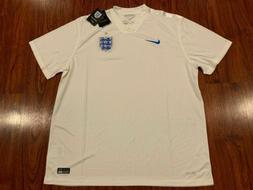 2014 World Cup Nike Men's England Home Soccer Jersey XXL 2