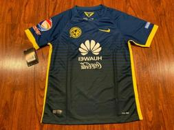 2015-16 Nike Youth Club America Away Soccer Jersey Large L L