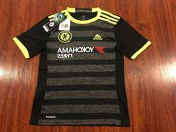 2016-17 Adidas Chelsea Youth Away Soccer Jersey Small S Blue