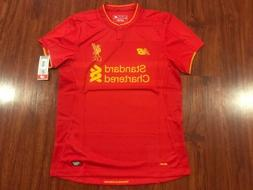 6097f0477 2016-17 New Balance Liverpool Women s Home Soccer Jersey L