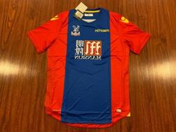 2016-17 Macron Men's Crystal Palace Soccer Home Jersey XL Ex