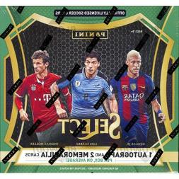 2016- 2017 Panini Select Soccer HIT PACK + Patch GUARANTEED