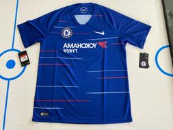 Nike 2018/19 FC Chelsea Home Soccer Jersey Blue 919009-496 S