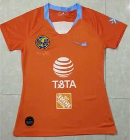 2018-2019 Club America Second Away Soccer Jersey Football Sh