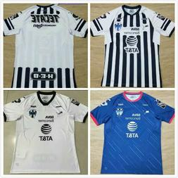 2018 2019 monterrey home away jersey football