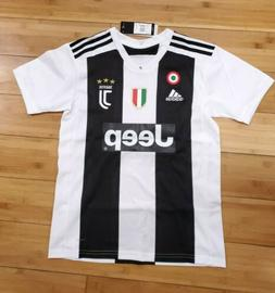 2018 Juventus white home jersey adult Small with name and nu