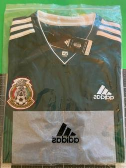 2018 MEXICO JERSEY SOCCER
