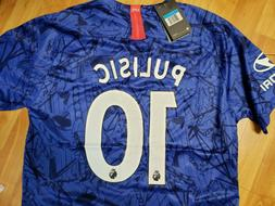 2019/20 Chelsea soccer Home jersey size M L XL Pulisic Kante