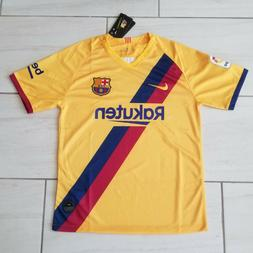 2019/20 FC Barcelona Lionel Messi Match Away Jersey Medium L