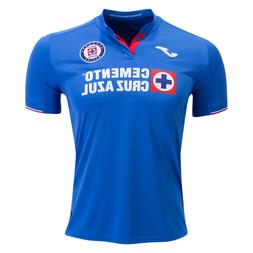 Joma 2019 Cruz Azul Home Soccer Stadium Jersey  CR101011.18*