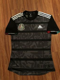 México 2019 National Team Home  Player Version Jersey M-L-X