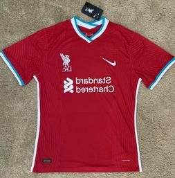 2020/21 Liverpool FC Home soccer jersey- Vaporknit - EPL - C