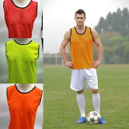 6 Pcs Adult Sleeveless <font><b>Soccer</b></font> <font><b>J