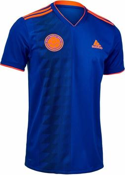 $90 Colombia National Team Away Men's Soccer Jersey 2018 Wor