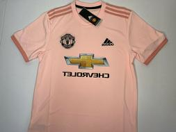 $90 NEW Sizes S L XL Adidas Manchester United Soccer Jersey