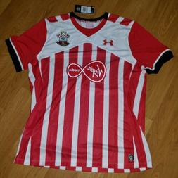 $90 NWT Under Armour Men's Southampton FC Soccer Jersey 3XL