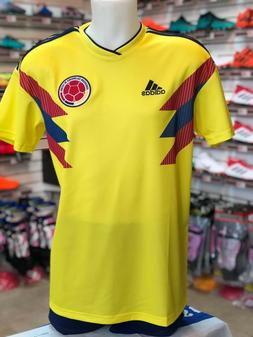 Adidas Colombia Home soccer Jersey 2018 world cup SHIPS prio