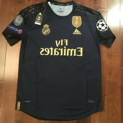 Adidas Real Madrid 2019/20 Away Champions League CLIMACHILL