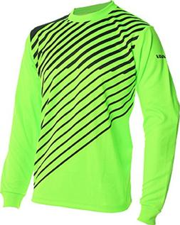 Vizari Arroyo Goal Keeper Jersey, Neon Green/Black, Youth X-