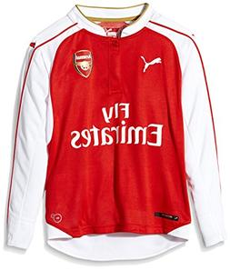 Arsenal Kids Long Sleeve Home Jersey 2015 - 2016