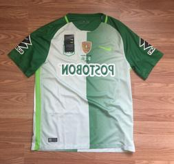 ATLETICO NACIONAL COLOMBIA CHARALES 2017-2018 AUTHENTIC NIKE
