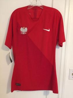 Authentic 2017 Poland Soccer Jersey Polska Nike World Cup Me