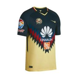 Authentic México Club America 17/18 Home Soccer Jersey 8473