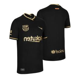 Barcelona 2020 - 2021 Away Soccer Jersey FAST SHIPPING FREE