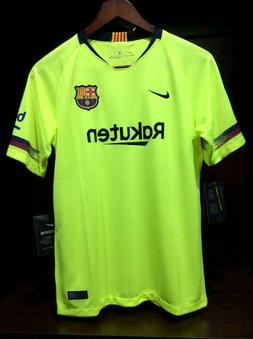 Barcelona FCB Away Stadium Soccer Jersey 918990-703 Nike Men