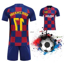 Barcelona <font><b>Jersey</b></font> Home Children's Footbal