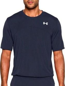 acc35f56e5a Under Armour Boys Golazo Soccer Jersey T-Shirt Navy Size You