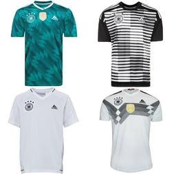 adidas Boys' Soccer Germany Pre-Match, Home, Away, Training