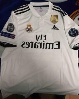 Brand New Real Madrid Home Soccer Jersey 2018/2019 ISCO MODR