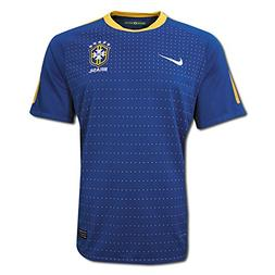 Brazil Youth Away Jersey 2010