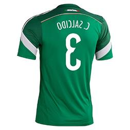 Adidas C. Salcido #3 Mexico Home World Cup 2014 Youth