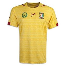 2014-15 Cameroon Away World Cup Football Shirt