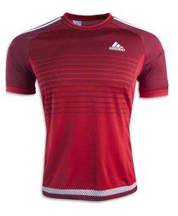 adidas campeon 15 soccer jersey power red