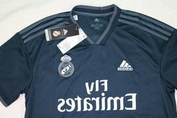 CG0584 Adidas Real madrid away Soccer Jersey Men's Size:LARG