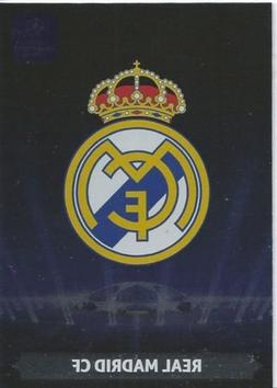 Champions League Adrenalyn XL 2013/2014 Real Madrid 13/14 Te