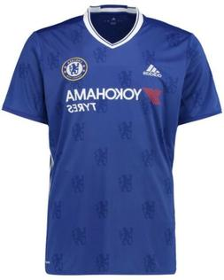 Adidas Chelsea FC Home Blue White Youth Big Kids Soccer Jers