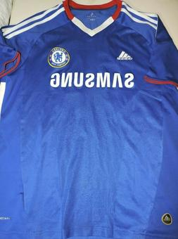 CHELSEA FC jersey size XL Adidas soccer football vtg EPL #11
