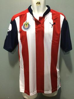 the latest 57745 33d00 Chivas de guadalajara jersey 2016 Puma m...
