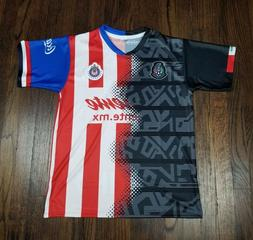Chivas Mexico Unbranded 2019 Jersey