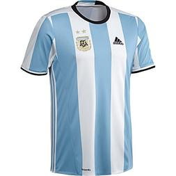 Adidas Youth Climacool Argentina Home Replica Soccer Jersey
