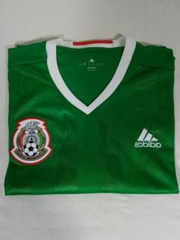 Adidas Climacool Mexico National Home Soccer Jersey Size XL